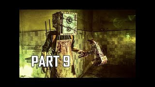 The Evil Within Walkthrough Part 9 - The Keeper aka Safe Head (PC Ultra Let's Play Commentary)