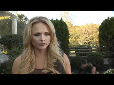 "Miranda Lambert Interview - ""Coal Miner's Daughter - A Tribute To Loretta Lynn"""