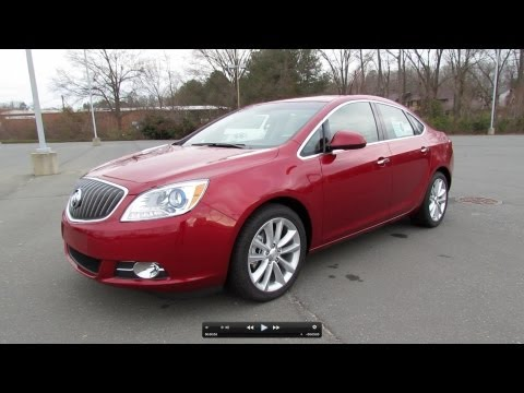 2012 Buick Verano Start Up, Exhaust, and In Depth Tour