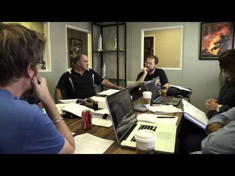 Behind the Scenes: Lazer Team - Episode 1 | Rooster Teeth