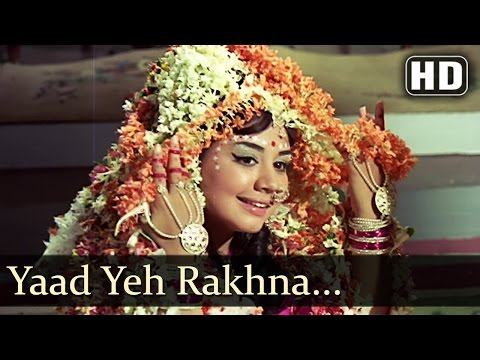 Watch Yaad Ye Rakhna Bhool - Farida Jalal - Lagan - Bollywood Songs - Lata Mangeshkar - Mahendra Kapoor