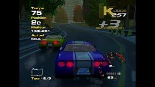 Project Gotham Racing - New York - Chevrolet Corvette C5 Z06 (Xbox 360)