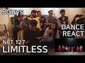 [DANCE REACT] NCT 127 - Limitless (5Guys W/Everald)
