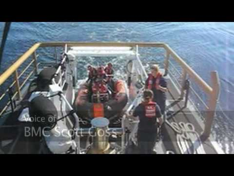 Day 10: CGC Sailfish dewaters fishing vessel -  2009 Video of the Year Nominee