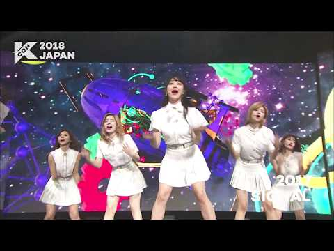 『KCON2018JAPAN』LINE UP FACTORY TWICE編