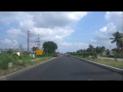 Drive From Coimbatore to Bangalore A Highway Road Trip Video India