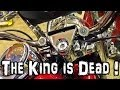 The King is Dead! - Harley Road King! - On: Spyder RT  | MotoVlog 55