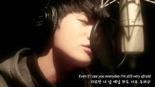 [ENG/KR] ZE:A HyungSik Special Christmas Present [Park HyoShin - Strange]