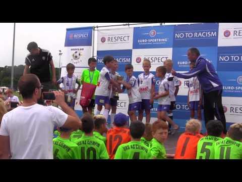 Cz31-Międzynarodowy Turniej Wrocław Trophy-U9-10-13 07.15-Zakończenie i Dekoracja 2/3- Na Pudle