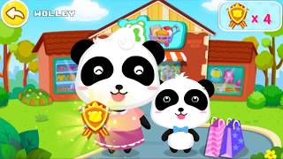 Baby Panda's Supermarket | Explore, Find & Learn! | Fun Educational Game For Kids | Baby Panda Games