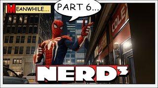 Nerd³ is Spider-Man - 6 - I'm The Shocker, I Shock People