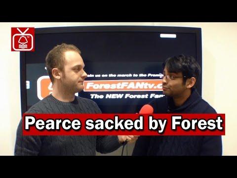 Stuart Pearce sacked by Nottingham Forest - ForestFanTV special