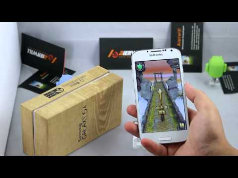Best clone galaxy S4 i9500 testing vs original  galaxy S4 i9500