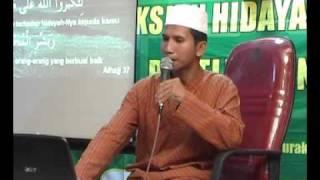 Ceramah Ustadz Abdul Aziz - Part II