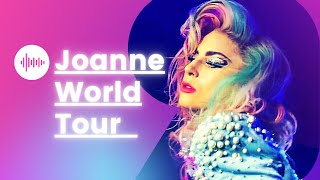 Lady Gaga - Joanne World Tour - Full HD - Dolby Digital 5.1
