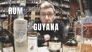 Rum- Guyana Cheat Sheet- ALL YOU NEED TO KNOW
