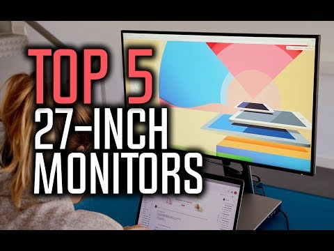Best 27-inch Monitors in 2018 - Gaming Monitor Reviews