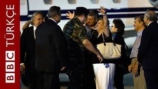 Download Lagu Türkiye'nin serbest bıraktığı iki Yunan askeri Yunanistan'da Gratis STAFABAND