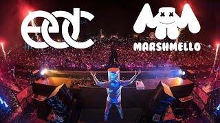 Marshmello en EDC Mexico: Alone, Keep It Mello, Ritual.