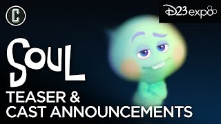 First Look Footage: Pixar's Soul (D23 Expo 2019)