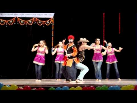 Hadippa The Remix bollywood dance (movie Dil Bole Hadippa) by...
