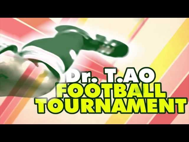 Dr T Ao Football Tournament 2013 Promo.