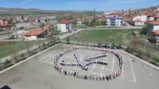 Şarkışla Anadolu İmam-Hatip Lisesinin Hazırlamış olduğu Kareografi