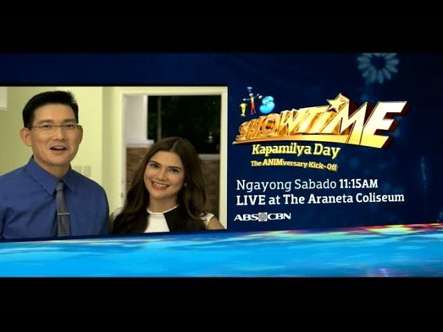 Nasaan Ka Nang Kailangan Kita for It's Showtime Kapamilya Day!
