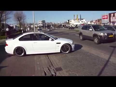 BMW M3 E46 HARD acceleration