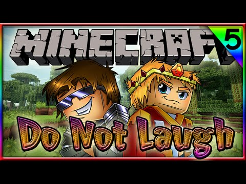 MINECRAFT: DO NOT LAUGH! Ft: SKYDOESMINECRAFT, BASHURVERSE, AVIATORGAMING & MLGHWNT!