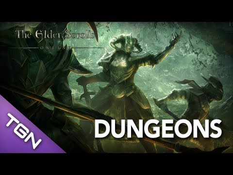  Elder Scrolls Online : Endgame Raids, PvE, & Dungeon Overview