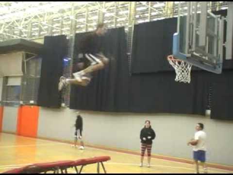 Шаолиньский баскетбол