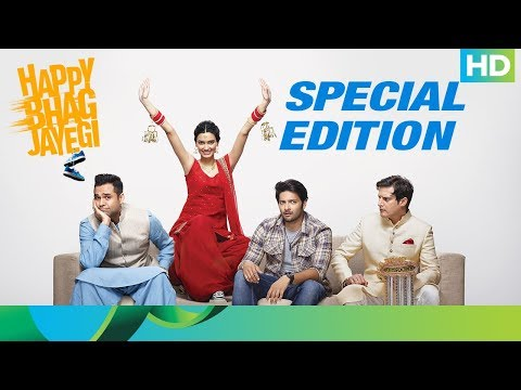 Happy Bhag Jayegi Movie | Special Edition | Diana Penty, Abhay Deol, Jimmy Sheirgill & Ali Fazal