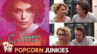Colette (Keira Knightley) Movie Trailer - Nadia Sawalha & Family Reaction & Review