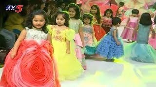 Kids Cute Fashion Show 😍 | India Kids Fashion Week Season-6 Held At Hyderabad