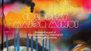 Watch Coldplay Major Minus video
