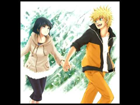 Naruto and hinata (Hot N Cold)