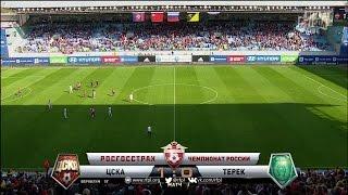 ЦСКА М : Терек