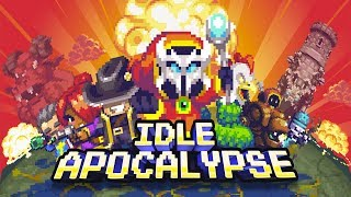 Idle Apocalypse - Android Gameplay ᴴᴰ