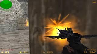 Counter Strike 1.6 de novo kkkk