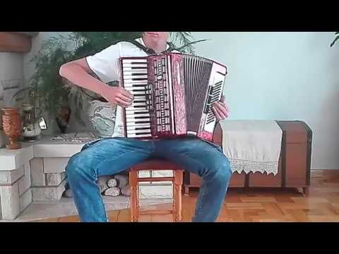 AronChupa, Little Sis Nora  Llama In My Living Room Accordion Cover