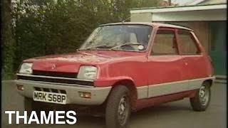 Vintage Car | Renault 5 | Drive In | 1976
