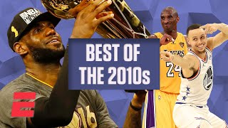 The best NBA moments of the decade: LeBron, Steph, Kobe, Kawhi, and more