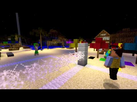 Minecraft - What if the sun disappeared?