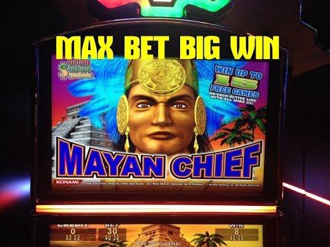 mayan chief slot bonus
