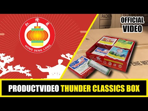 B504 Thunder Classics Box