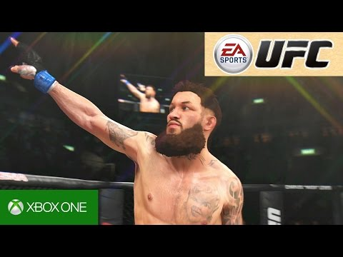 EA Sports UFC - Modo Carreira 15 [Xbox One]