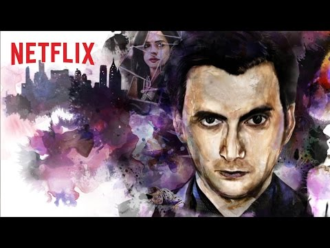 Marvel's Jessica Jones - Poster - Kilgrave - Netflix - Nederlands [HD]