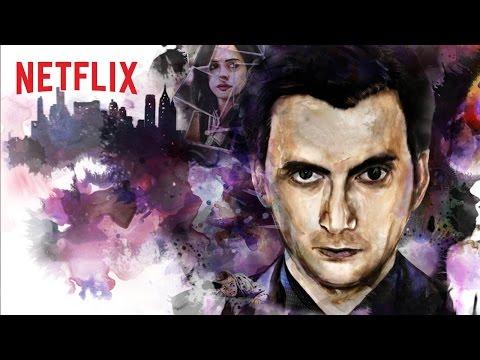 Marvel's Jessica Jones - Poster - Kilgrave - Netflix - Nederlands [HD]