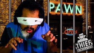 I'm SCHEMEIN' HARD in These Streets... | Thief Simulator